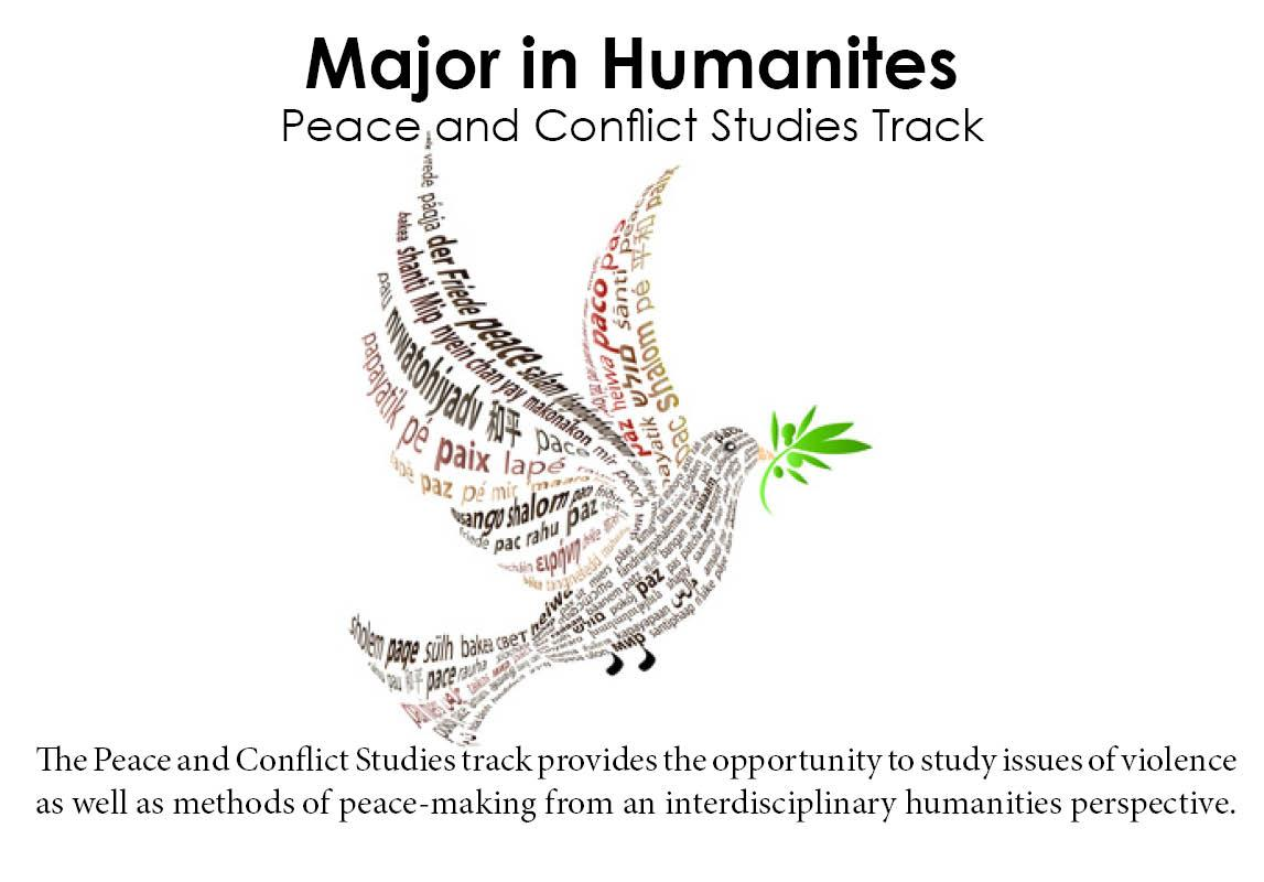 Major in Humanities: Peace and Conflict Studies Track